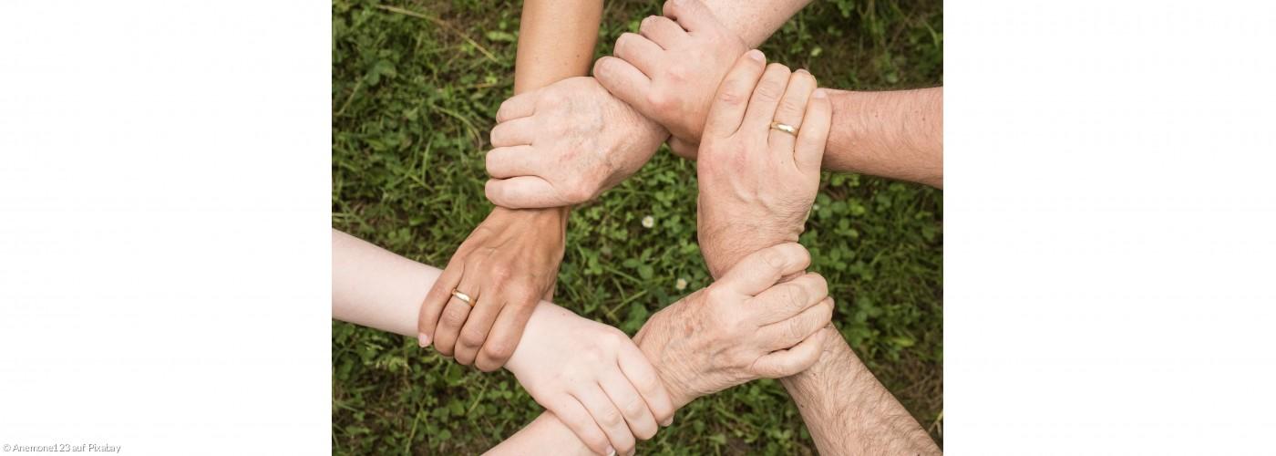 Gruppen und Kreise gemeinsam 1