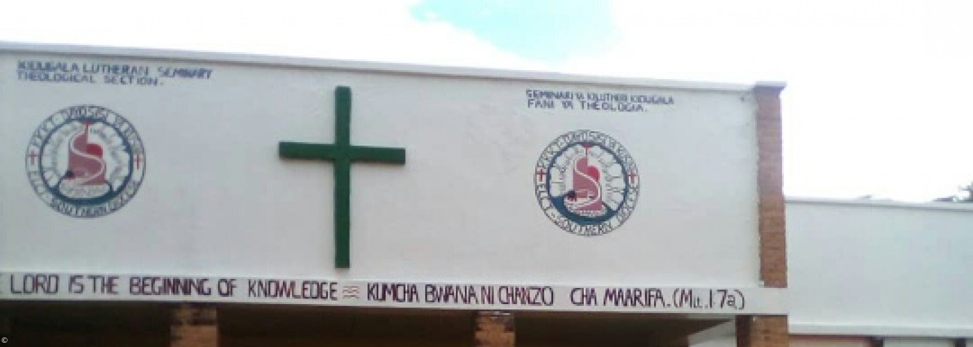 Kidugala_Eingang Bibelschule