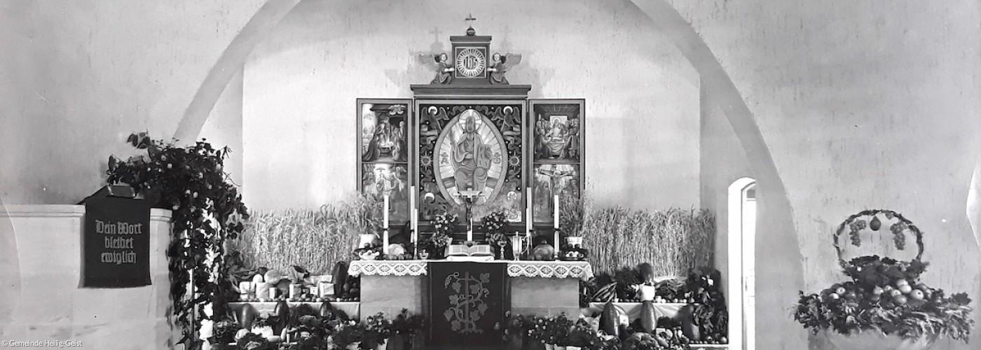 Heilig-Geist-Kirche Innenraum 0